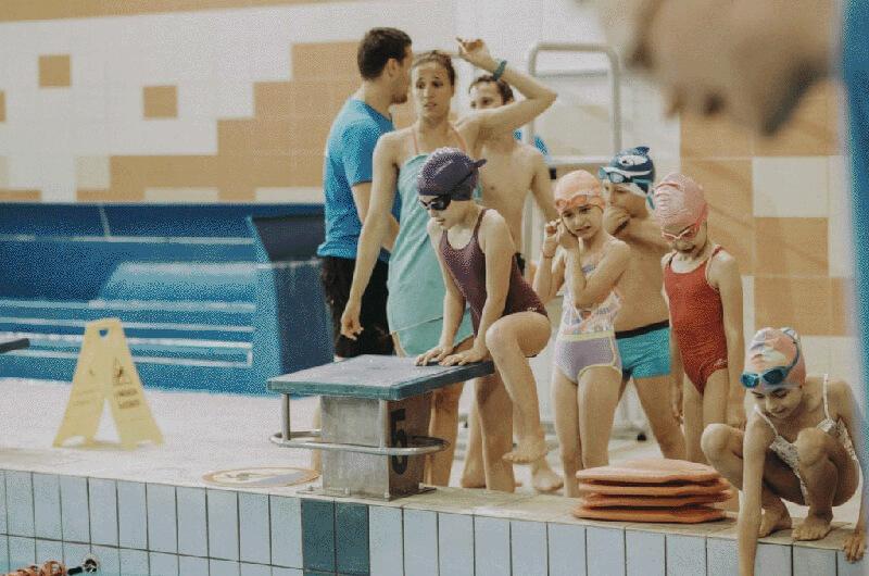 Lublin pływanie